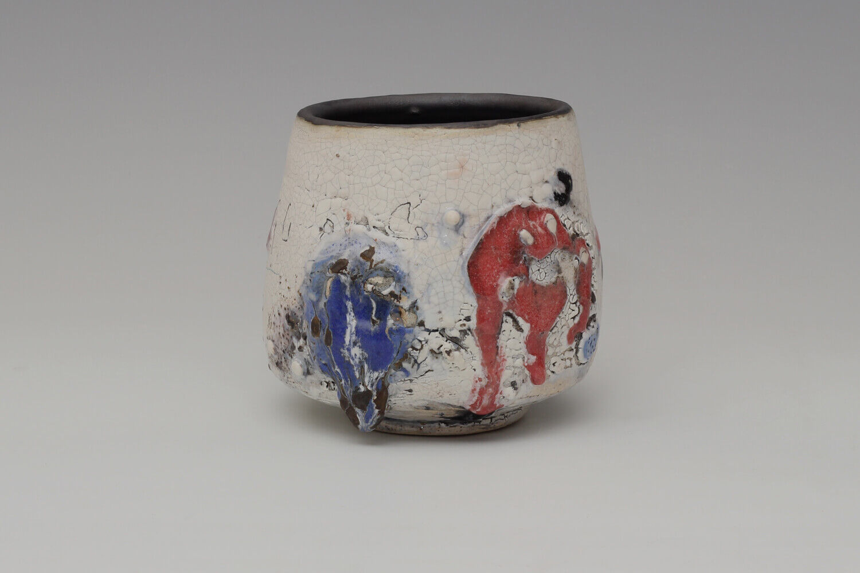 Sam Hall Ceramic Tea Bowl 031