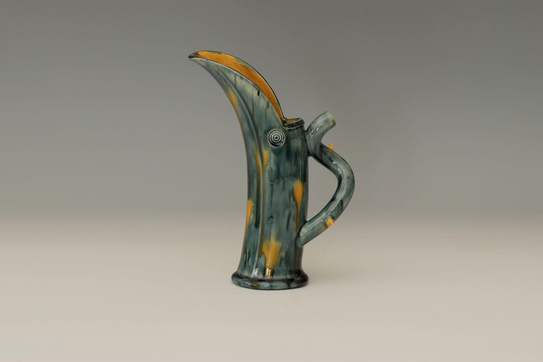 Walter Keeler Ceramic Earthenware Jug 049
