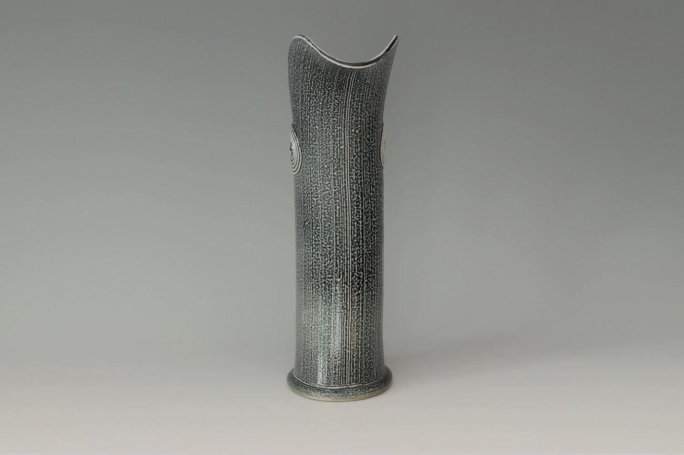 Walter Keeler Ceramic Salt Glazed Jug 053