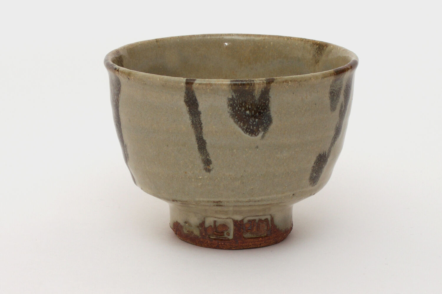Jim Malone Ceramic Tea Bowl 11