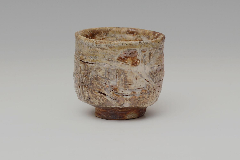 Charles Bound Ceramic Tea Bowl 074