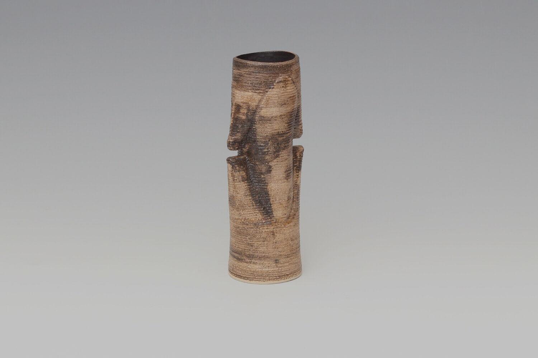 Chris Carter Ceramic Double Totemic Form 149
