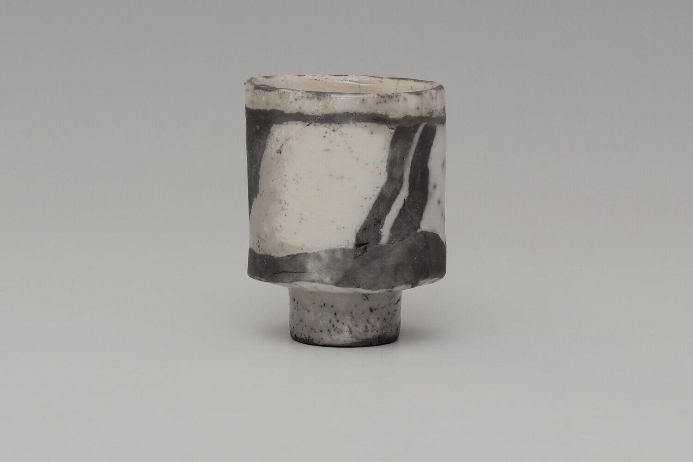 Elizabeth Raeburn Ceramic Raku Jasmin Cup 022