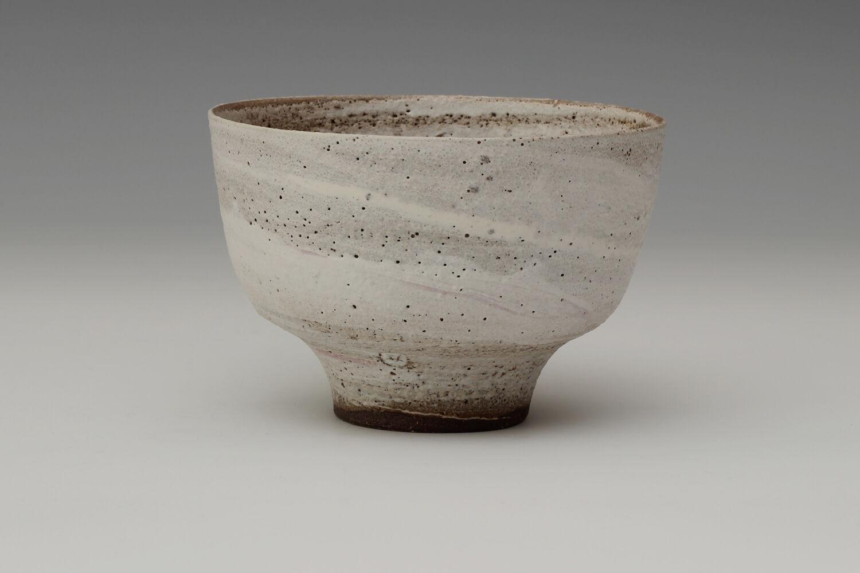 Peter Wills Ceramic Agate-ware Bowl 174
