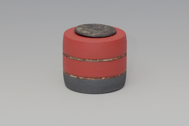 Rosalie Dodds Ceramic Jar 017