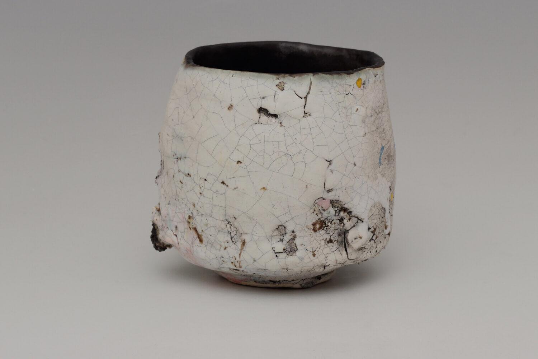 Sam Hall Ceramic Tea Bowl 036