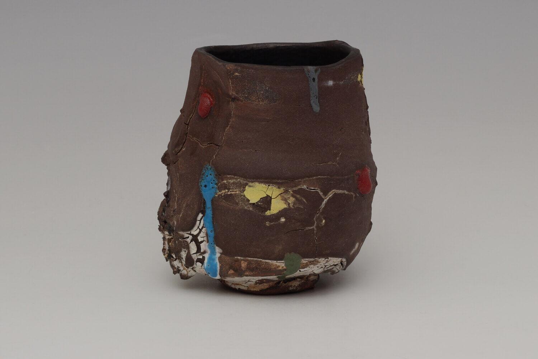Sam Hall Ceramic Tea Bowl 038