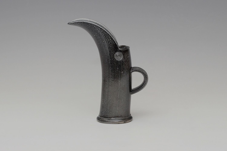 Walter keeler Ceramic Salt Glazed Jug 073