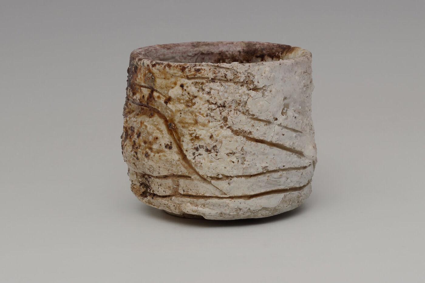 Eric Astoul Ceramic Tea Bowl 02