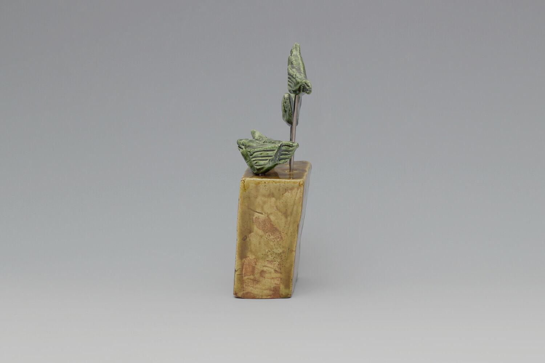 Ian Gregory Ceramic Bird Sculpture 05