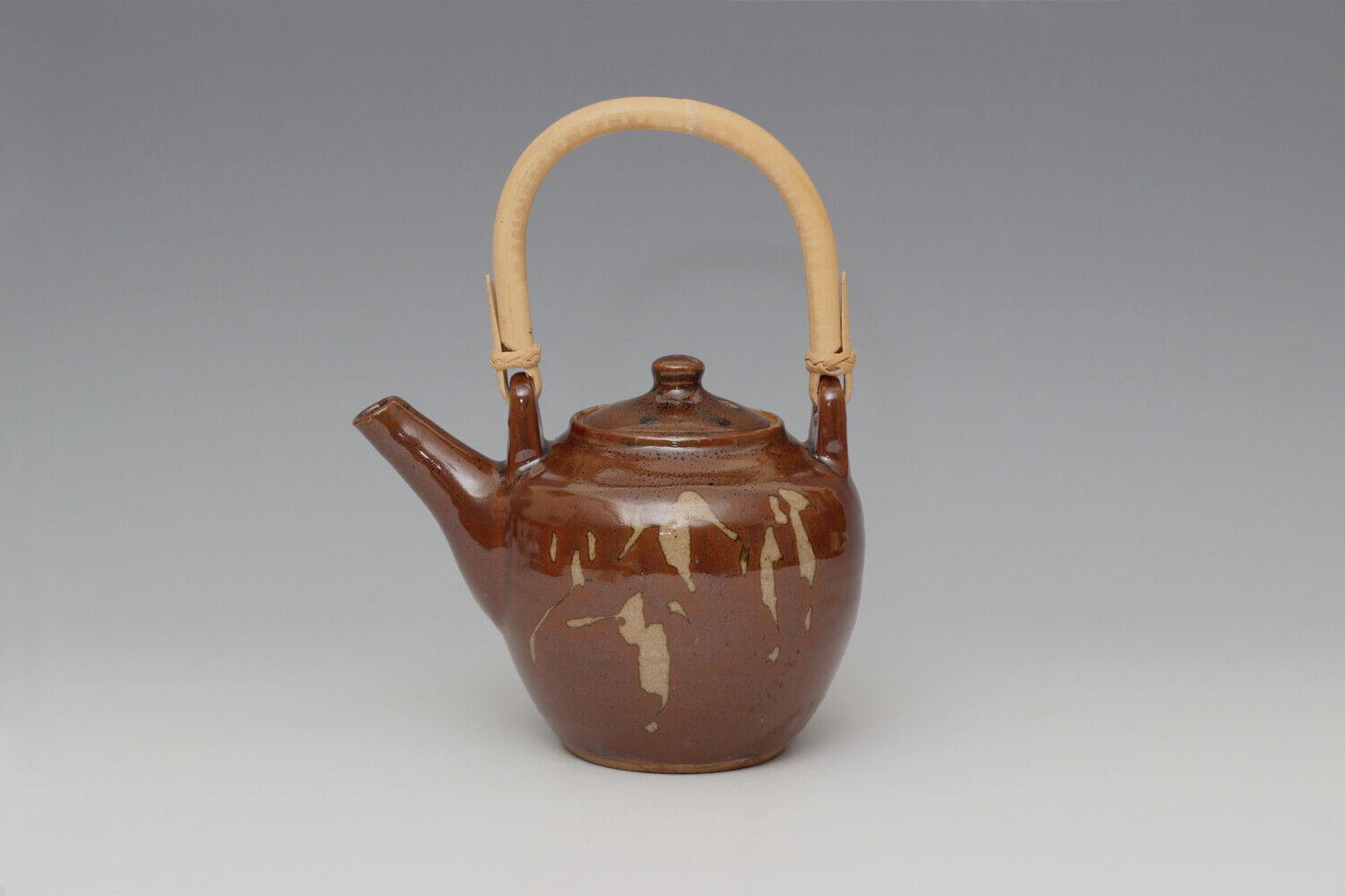 Jim Malone Ceramic Tea Pot & Yunomi Set