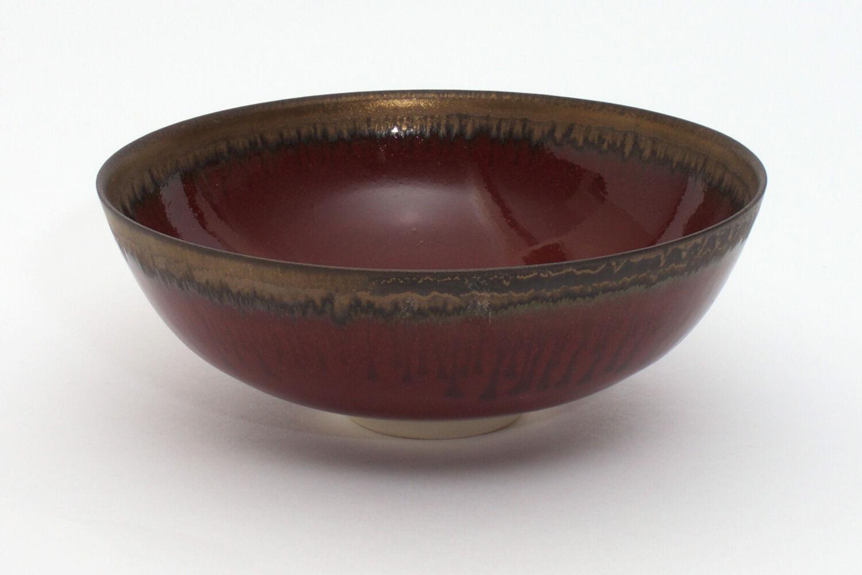 Peter Wills Porcelain Bowl 124