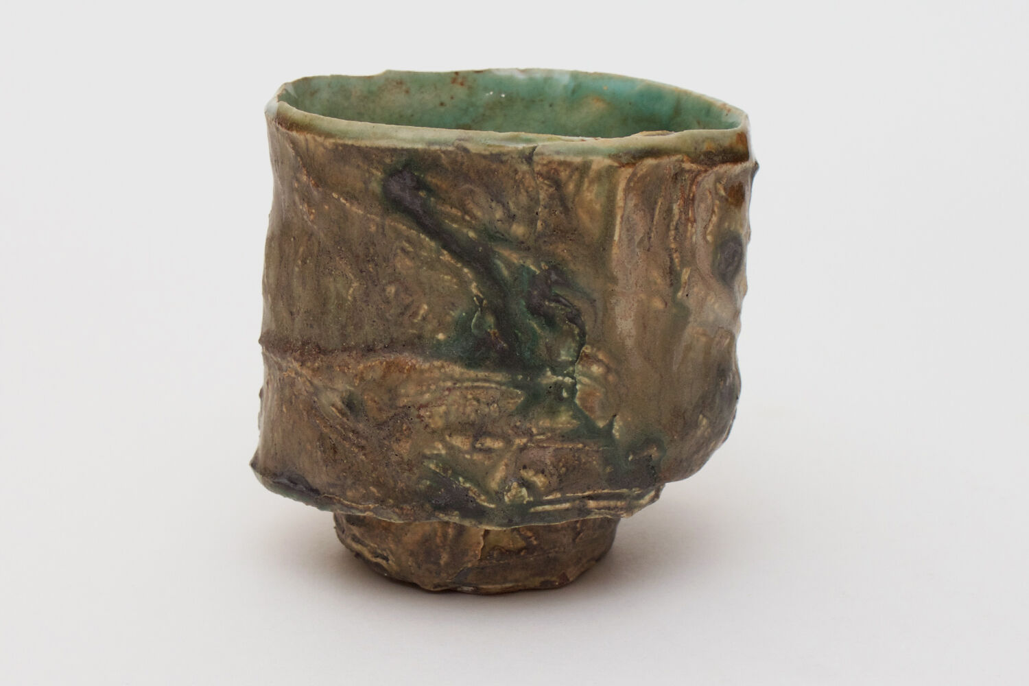 Robert Cooper Ceramic Tea Bowl 076