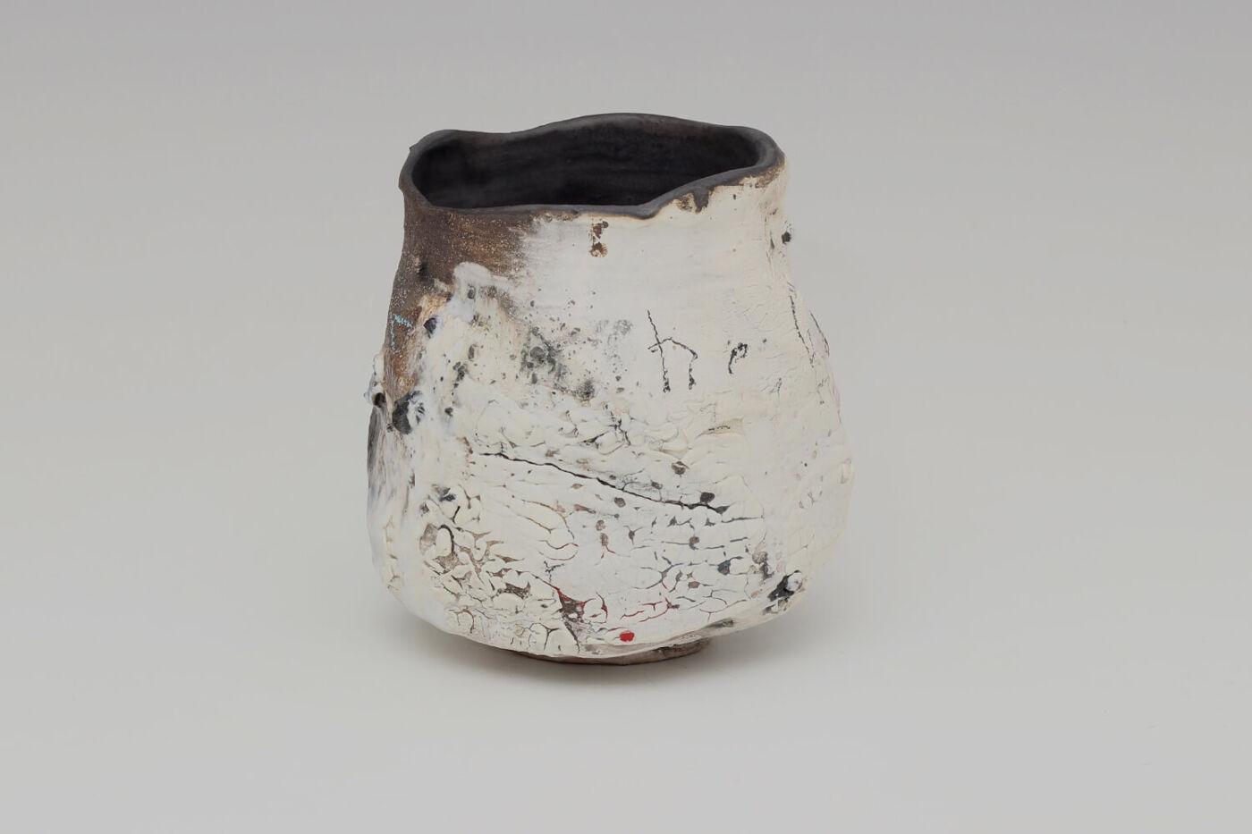 Sam Hall Ceramic Tall Vessel 02
