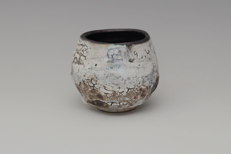 Sam Hall Ceramic Tea Bowl 033