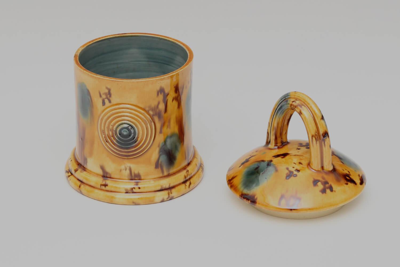 Walter Keeler Ceramic Earthenware Jar 11