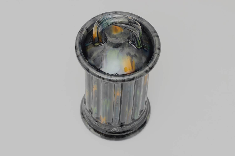 Walter Keeler Tall Ceramic Earthenware Jar 14