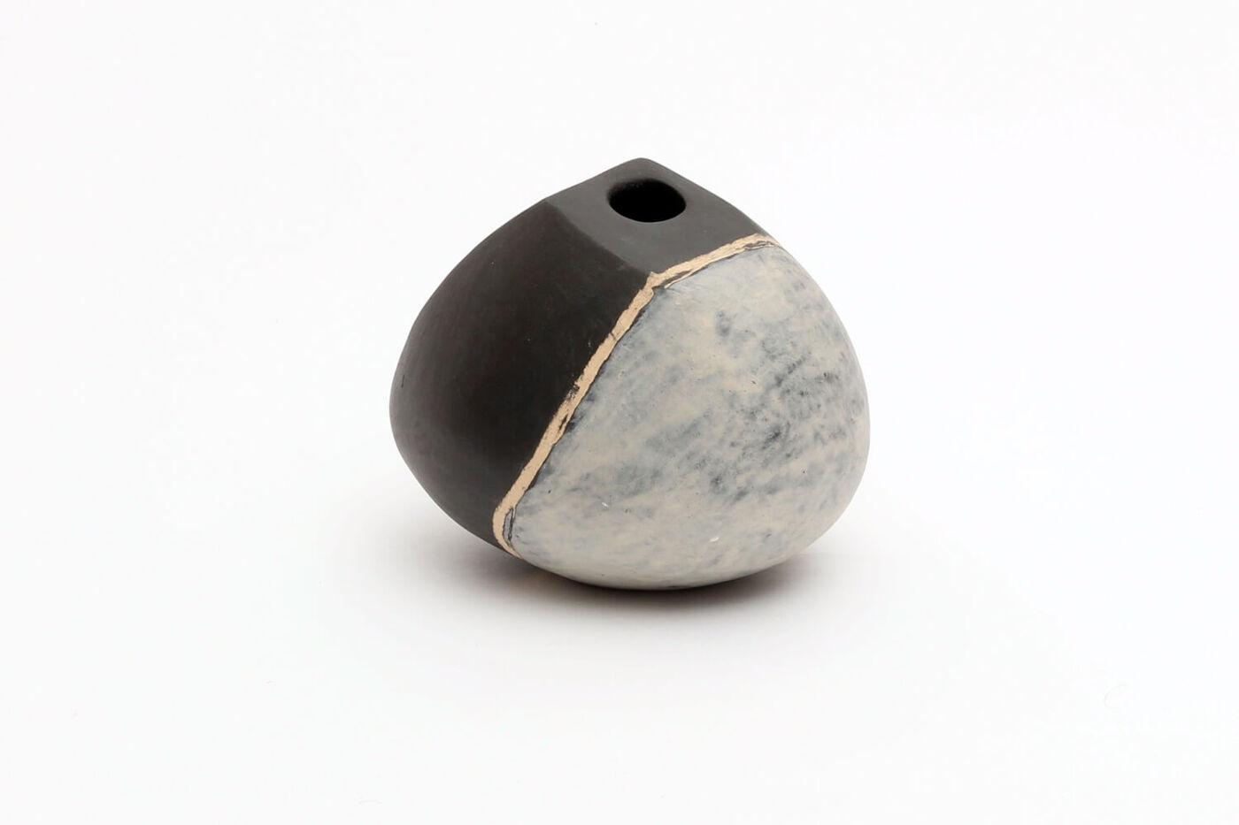 Carolyn Genders Ceramic Sculptural Spiracle VII