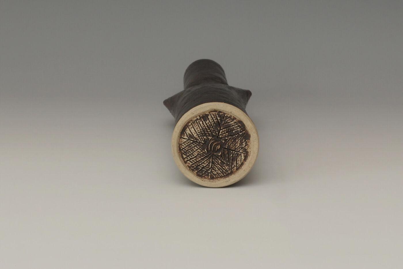 Chris Carter Ceramic Totemic form 104
