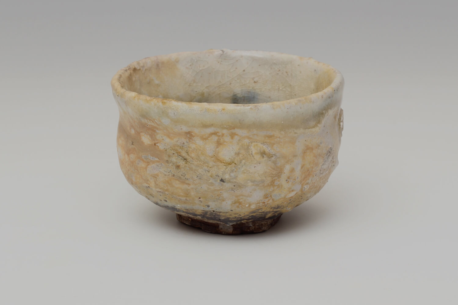 Charles Bound Ceramic Tea Bowl 076