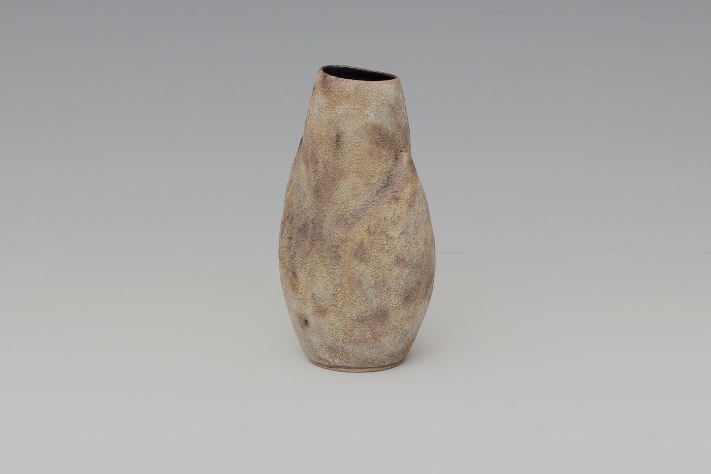 Chris Carter Ceramic Masked Form 158