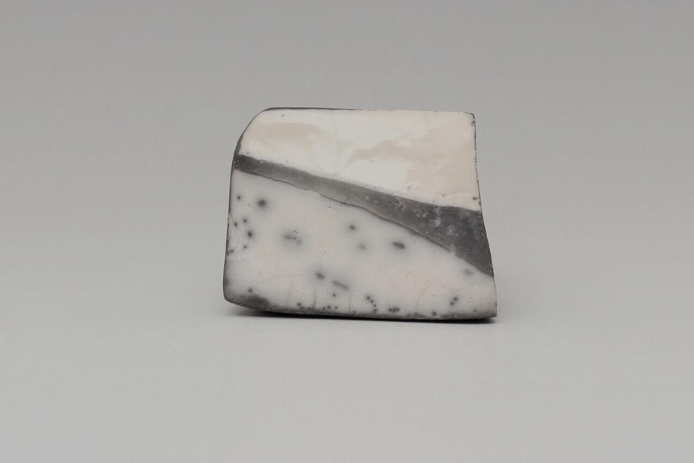 Elizabeth Raeburn Ceramic Raku Box Form 02