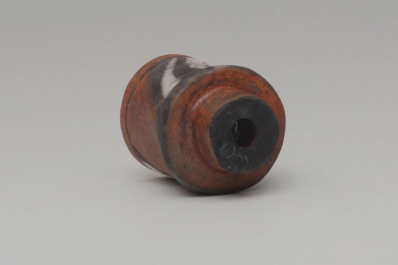 Elizabeth Raeburn Ceramic Raku Jasmin Cup 019