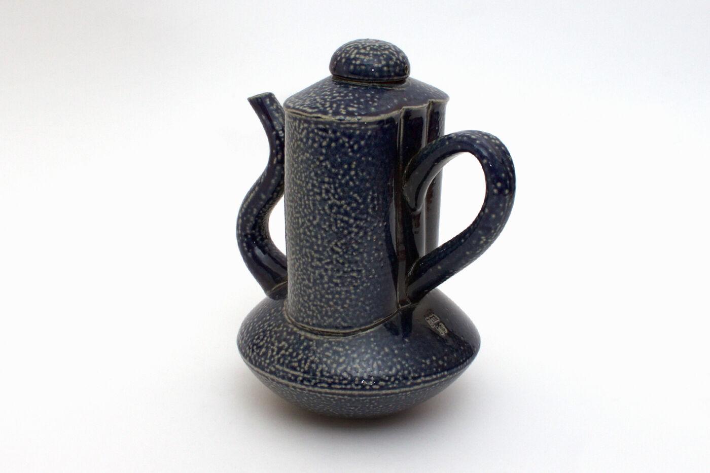 Peter Meanley Ceramic Tea Pot 027