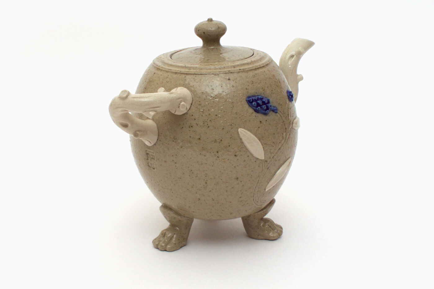 Peter Meanley Ceramic Tea Pot 026