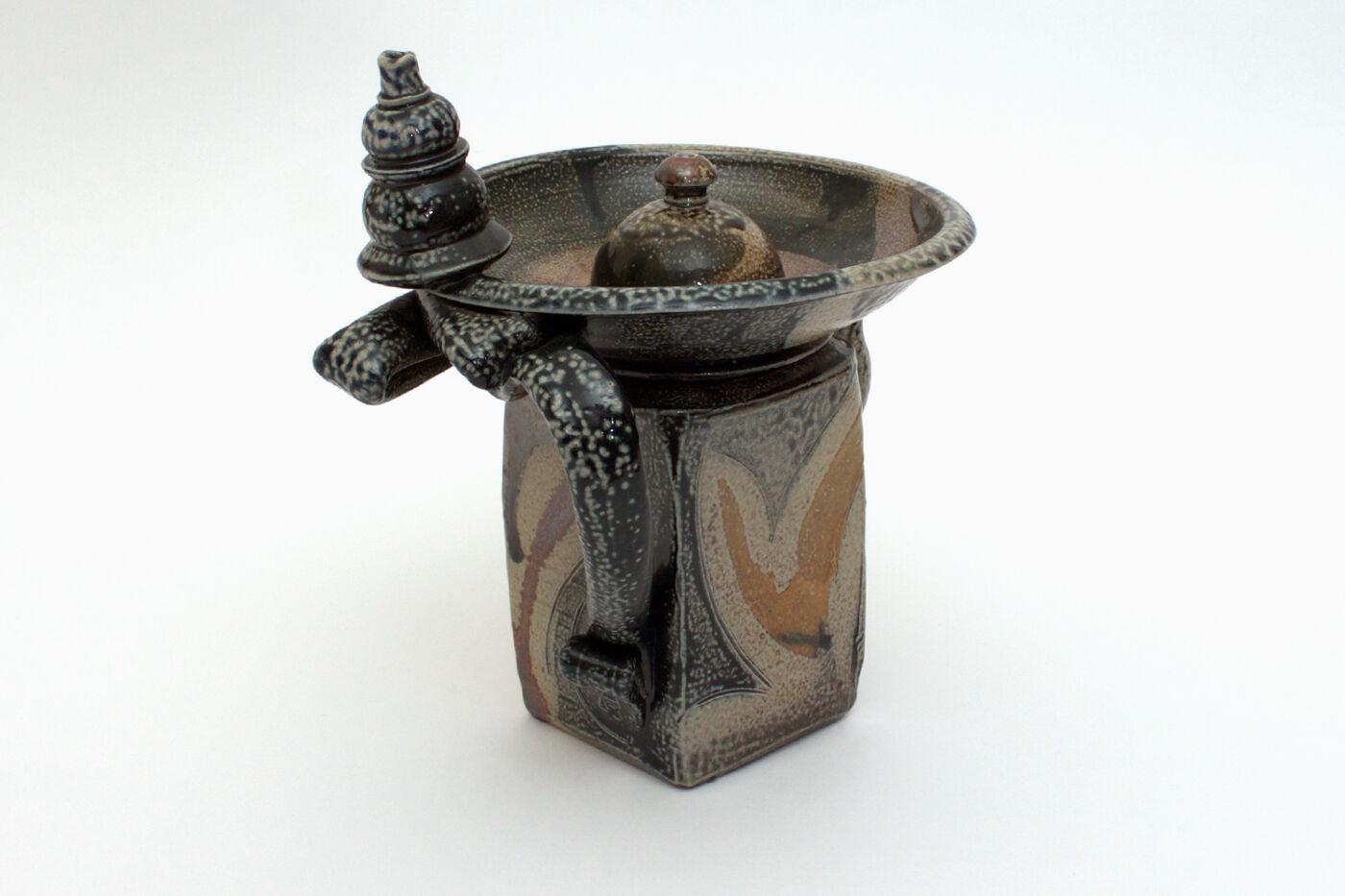 Peter Meanley Ceramic Tea Pot 29