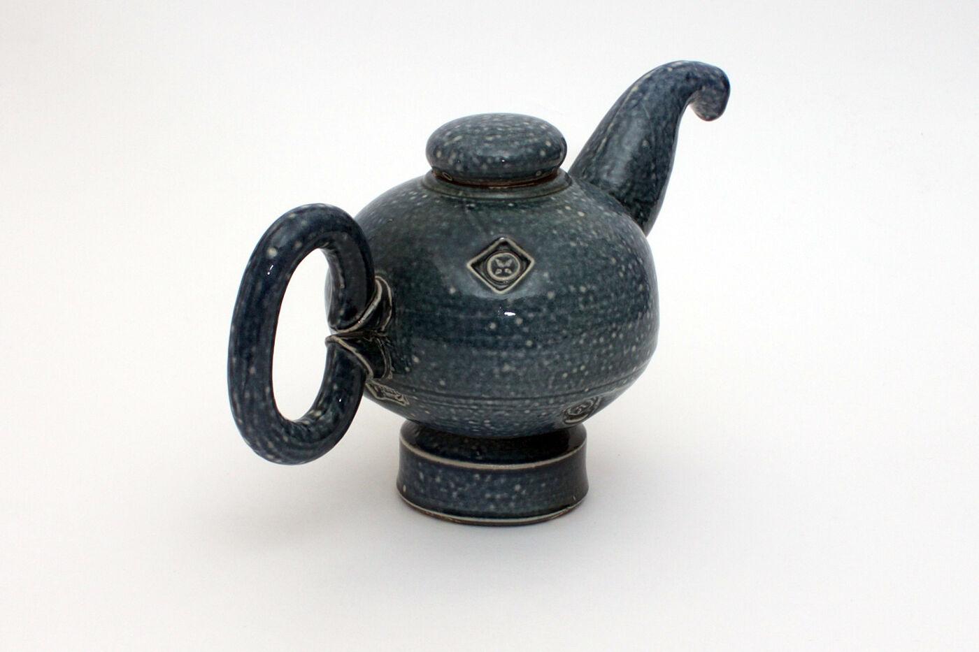 Peter Meanley Ceramic Tea Pot 31