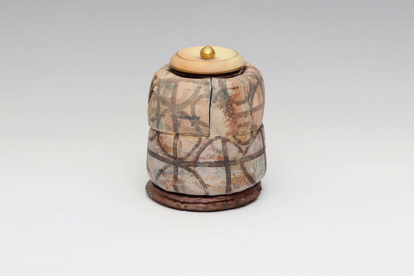 Robert Cooper Ceramic Jar 09