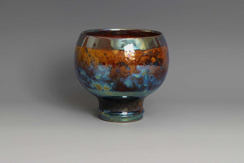Sutton Taylor Ceramic Lustre-ware Cup Form 07