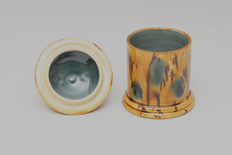 Walter Keeler Ceramic Earthenware Jar 13