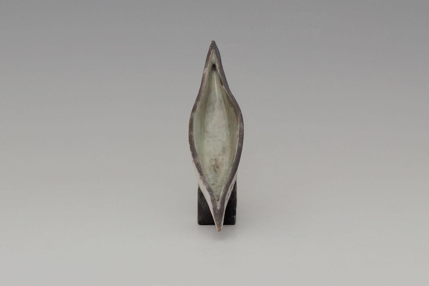 Elizabeth Raeburn Ceramic Raku Bird Sculpture 08