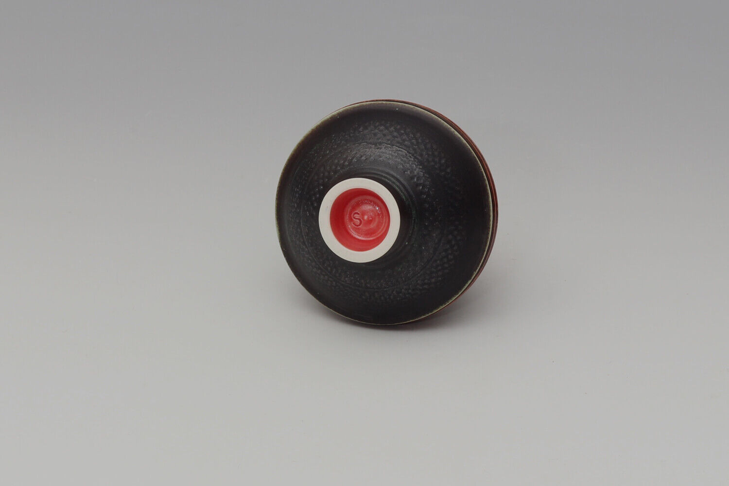 Geoffrey Swindell Ceramic Miniature Vessel 035