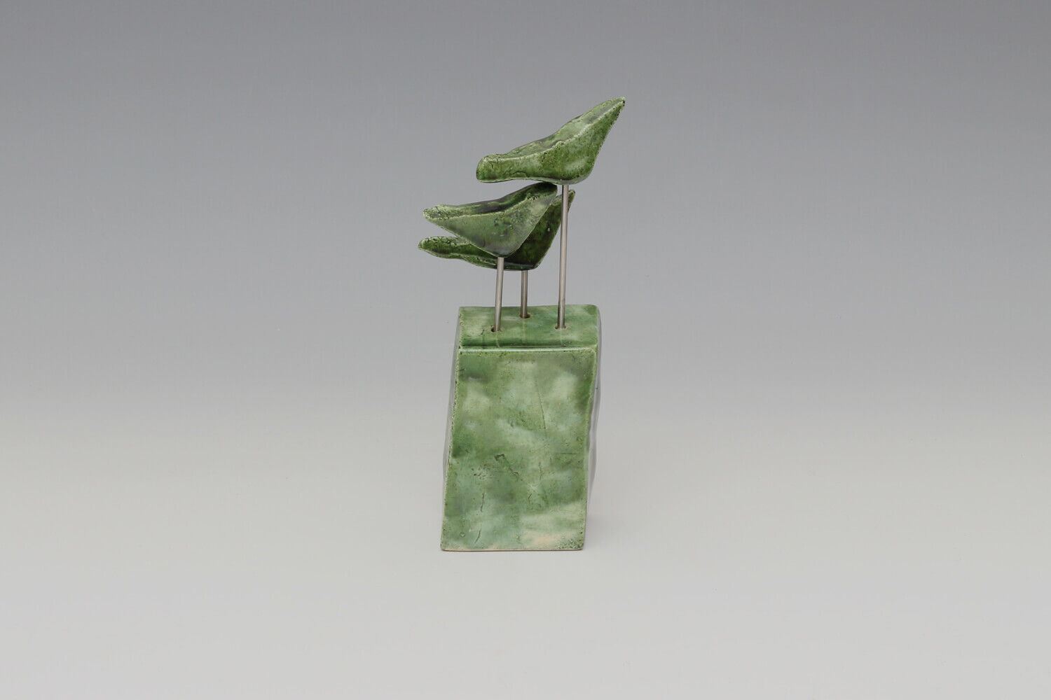 Ian Gregory Ceramic Bird Sculpture 04