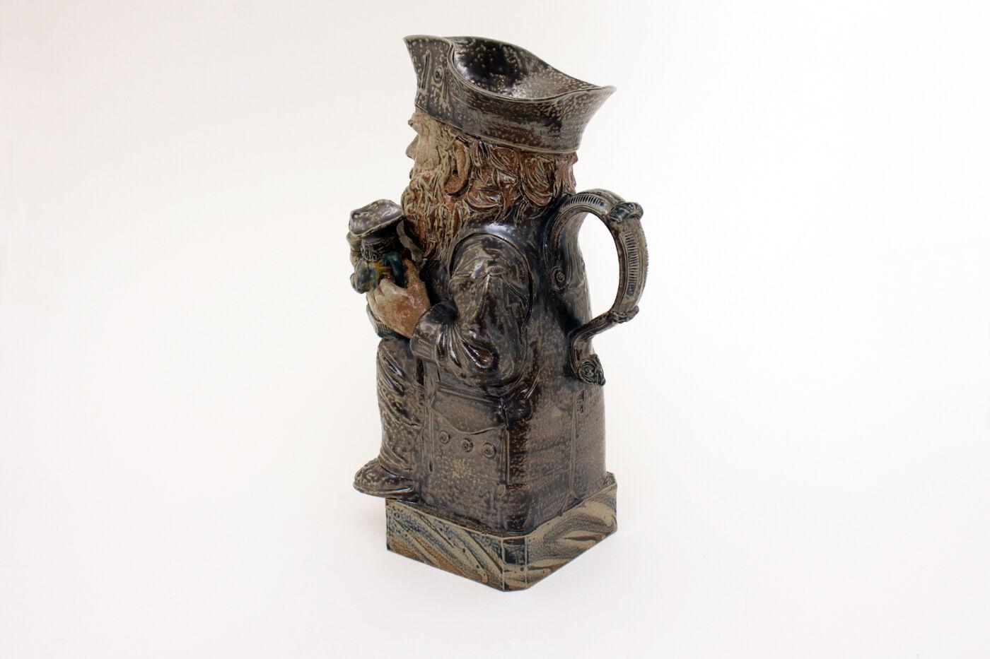 Peter Meanley Ceramic Toby Jug
