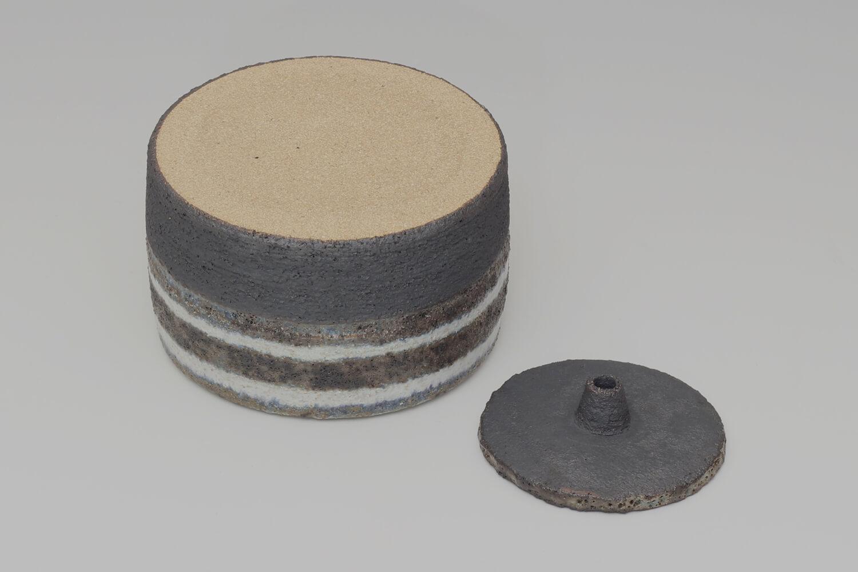Rosalie Dodds Ceramic Jar 015