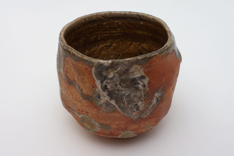 Charles Bound Ceramic Tea Bowl 055