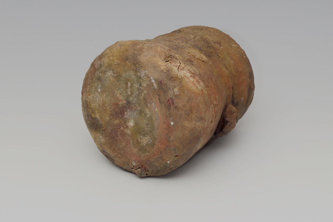 Charles Bound Ceramic Vessel 025