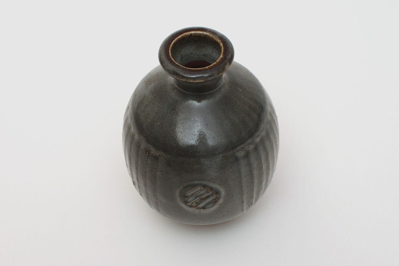 John Leach Ceramic Bottle 03