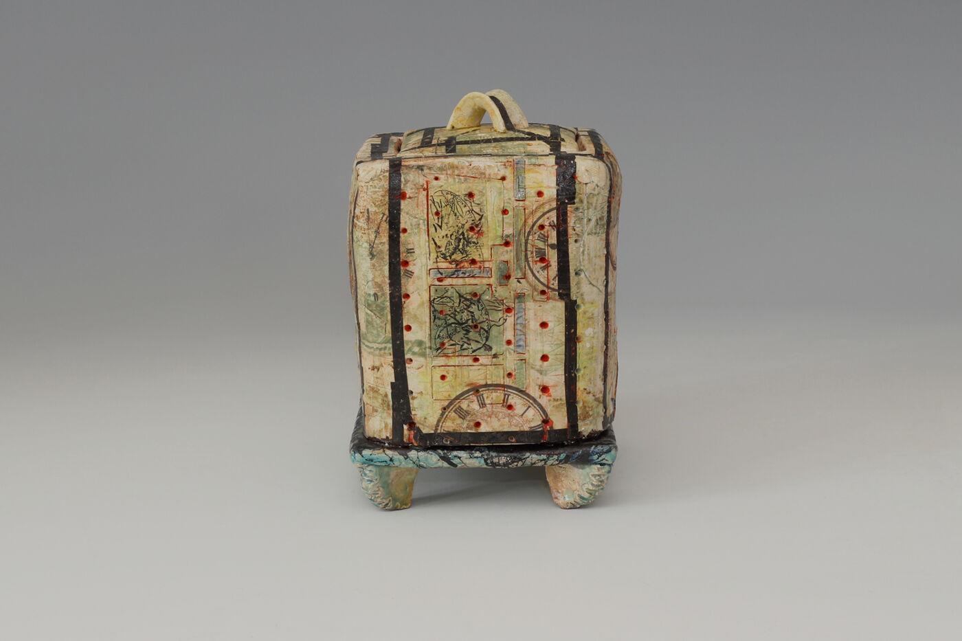 Robert Cooper Ceramic Jar 07