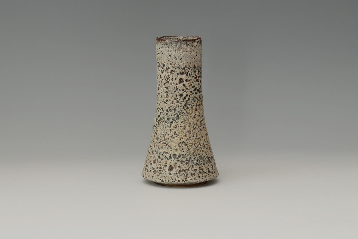 Deirdre Burnett Ceramic Flask Form 03