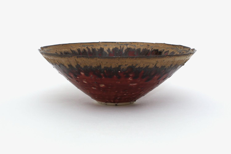 Peter Wills Porcelain Bowl 122