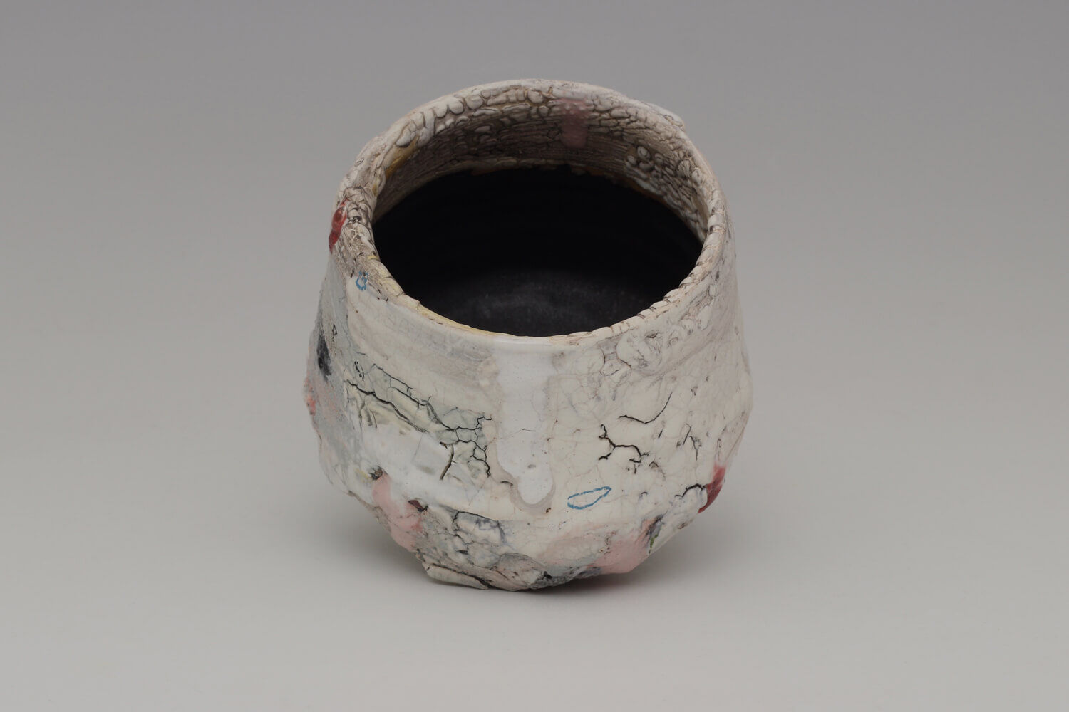 Sam Hall Ceramic Tea Bowl 039