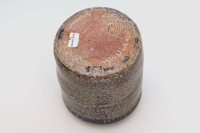 Sandy Lockwood Ceramic Jar 033