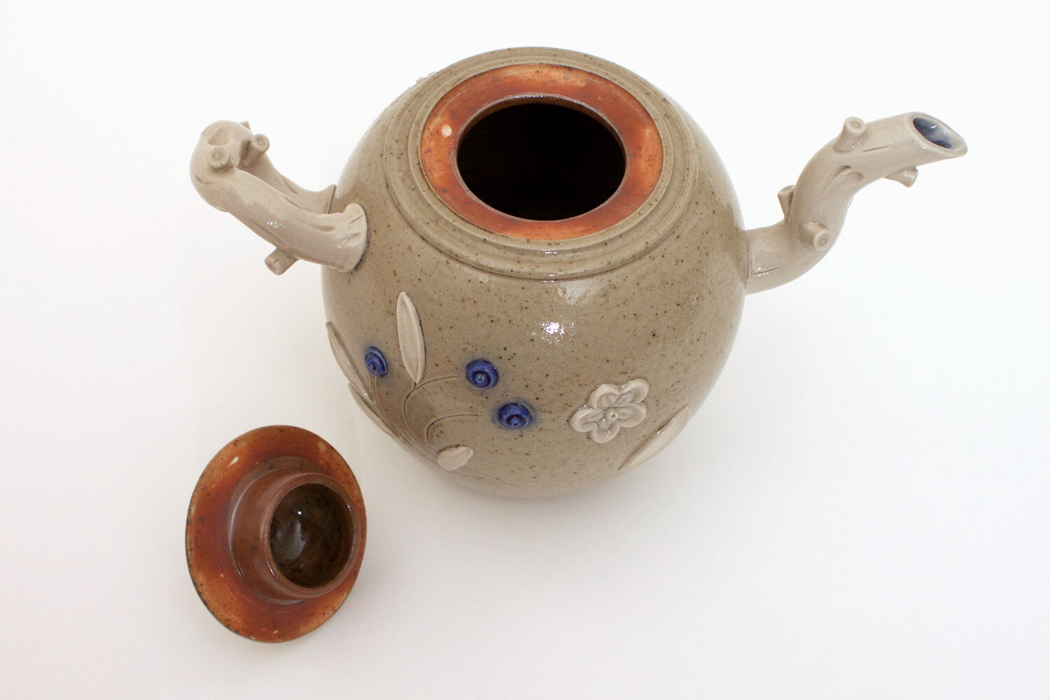 Peter Meanley Ceramic Teapot 18