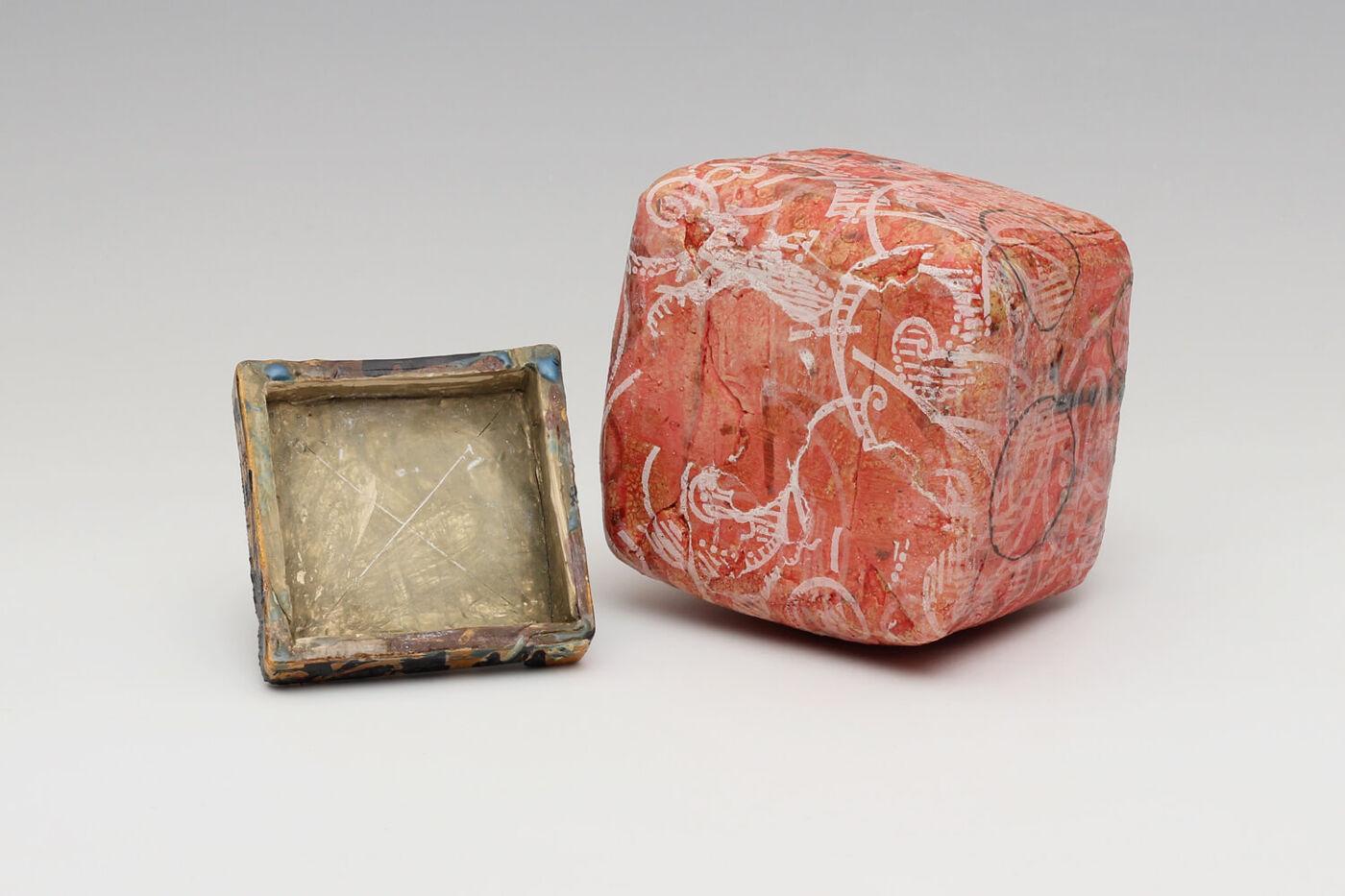 Robert Cooper Ceramic Jar 10