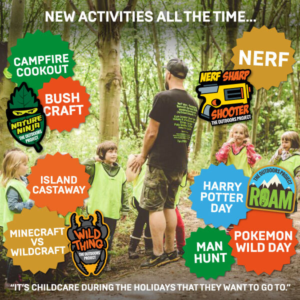 Lots of fun for 5-12 yr olds in the holidays
